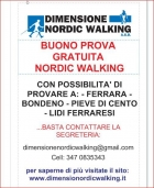 dimensione nordic walking asd