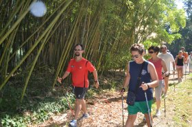 SUPER NORDIC WALKING A QUARTESANA - dimensione nordic walking asd